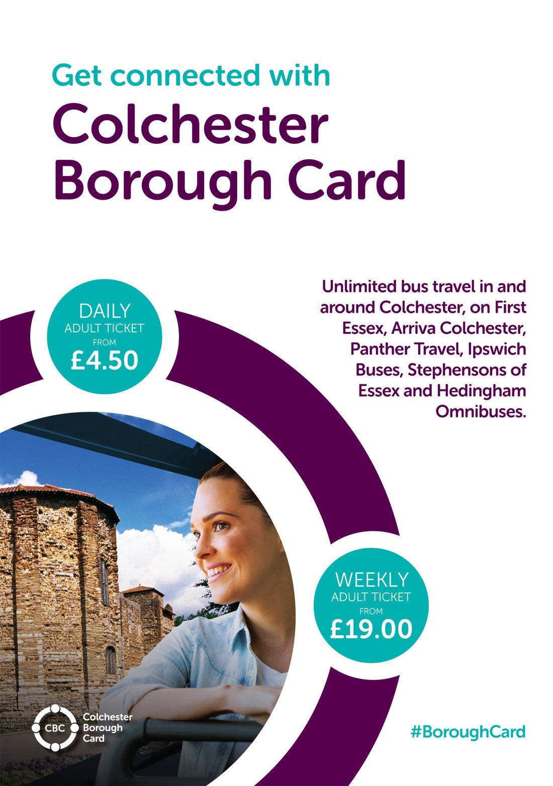 Colchester Borough Card